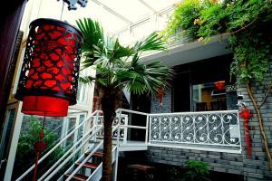 Garden Inn Beijing, Bed & Breakfast  Pechino - big - 27