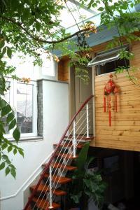 Garden Inn Beijing, Bed and Breakfasts  Peking - big - 28