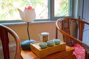Garden Inn Beijing, Bed and Breakfasts  Peking - big - 19