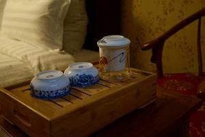 Garden Inn Beijing, B&B (nocľahy s raňajkami)  Peking - big - 20