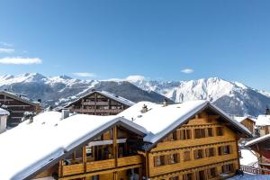 Hotel Farinet, Hotely  Verbier - big - 12