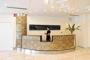 Athens Avenue Hotel, Hotels  Athens - big - 20