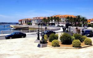 Hotel Bradomin, Hotel  Villanueva de Arosa - big - 20