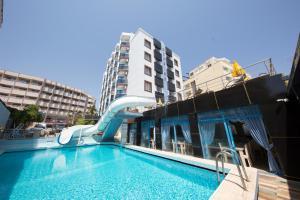 Sea Bird Hotel, Szállodák  Didim - big - 33