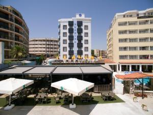 Sea Bird Hotel, Szállodák  Didim - big - 29