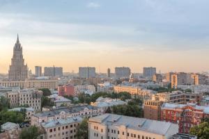 Отель Heart of Moscow на Смоленке - фото 2