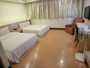 Lotus Yuan Business Hotel, Hotely  Zhongli - big - 2