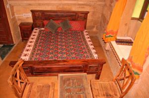 Hotel Deep Mahal, Bed & Breakfast  Jaisalmer - big - 4