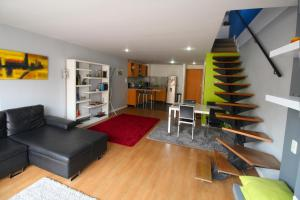 Fantastic One Bedroom Penthouse