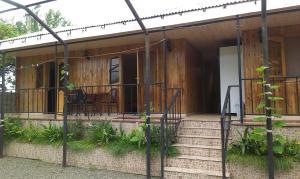 Cottage in Chakvi, Гостевые дома  Чакви - big - 32