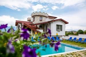Villas Sunny Paradise, Pensionen  Marchevo - big - 7