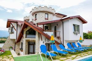 Villas Sunny Paradise, Pensionen  Marchevo - big - 24