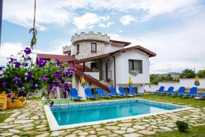 Villas Sunny Paradise, Affittacamere  Marchevo - big - 12