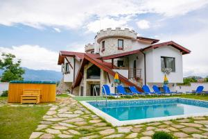 Villas Sunny Paradise, Affittacamere  Marchevo - big - 17