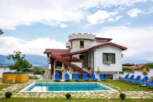 Villas Sunny Paradise, Pensionen  Marchevo - big - 49