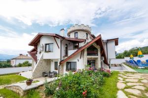 Villas Sunny Paradise, Pensionen  Marchevo - big - 13