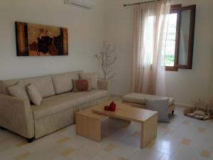Naxos Olive House