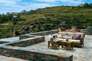 Stone Villa with Sea View