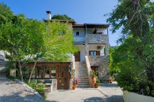 Guesthouse Papachristou, Pensionen  Tsagarada - big - 14