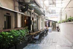 Othonos Apartment, Апартаменты  Афины - big - 37