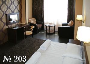 Отель Причал - фото 22