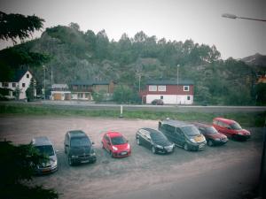Berg Apartments, Apartmánové hotely  Svolvær - big - 11