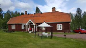 Apartmán Nybruket, Siljansfors Åmberg Švédsko