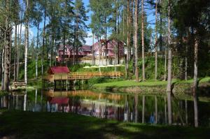 Загородный отель Коробицыно Каскад - фото 13