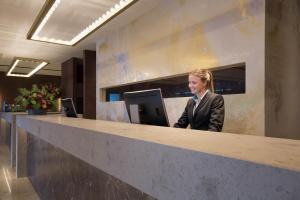 Van der Valk Hotel Enschede, Hotel  Enschede - big - 32