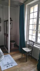 Demeure de Villiers, Bed and Breakfasts  Coudeville - big - 57