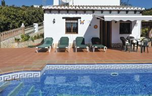 Holiday Home Nerja with Fireplace I
