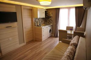 Al Khaleej, Apartmanhotelek  Isztambul - big - 5