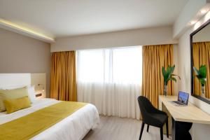 Athens Avenue Hotel, Hotels  Athens - big - 10