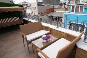 Al Khaleej, Apartmanhotelek  Isztambul - big - 33