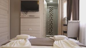 Al Khaleej, Apartmanhotelek  Isztambul - big - 23