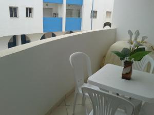 Appartement Résidence Al Gharsa, Apartmány  Martil - big - 10