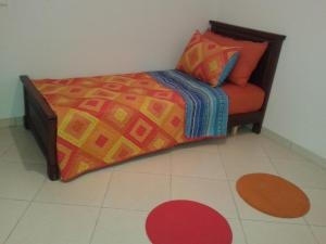 Appartement Résidence Al Gharsa, Apartmány  Martil - big - 8