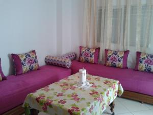 Appartement Résidence Al Gharsa, Apartmány  Martil - big - 6