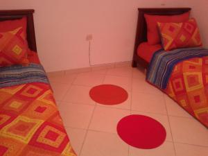 Appartement Résidence Al Gharsa, Apartmány  Martil - big - 3