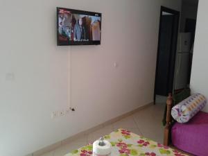 Appartement Résidence Al Gharsa, Apartmány  Martil - big - 2