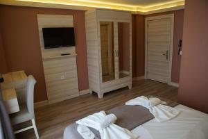 Al Khaleej, Apartmanhotelek  Isztambul - big - 29