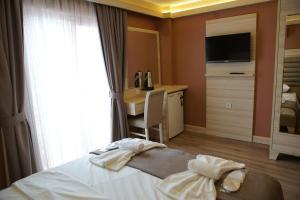 Al Khaleej, Apartmanhotelek  Isztambul - big - 28