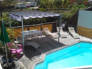 villa piscine de charme