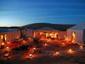 (Desert Sahara Camps)