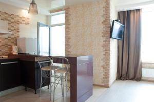 Apartment on Bogatyrskaya 6a