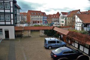 Hotel Abtshof, Penzióny  Halberstadt - big - 53