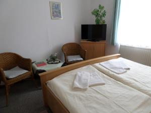 Hotel zur Sonne, Hotely  Cottbus - big - 8