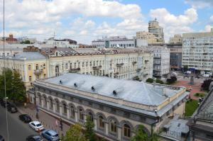 Апартаменты Чапаев, Киев