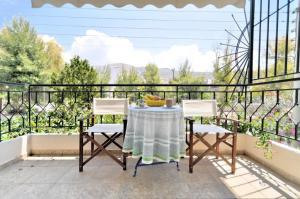Kosta's Family House, Ferienwohnungen  Athen - big - 26