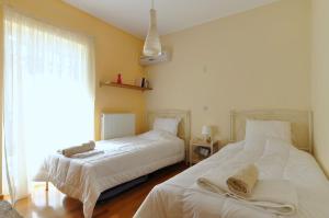 Kosta's Family House, Ferienwohnungen  Athen - big - 57